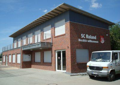 Sportlerheim SC Roland