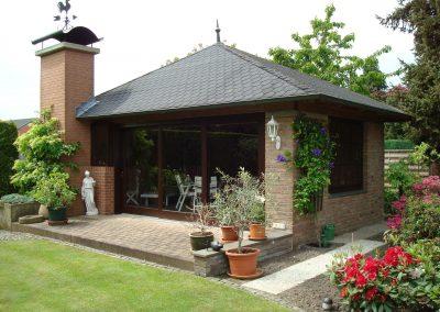 Gartenpavillon, Freckenhorst