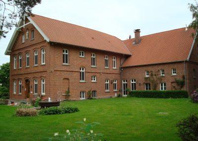 Umbau, Freckenhorst