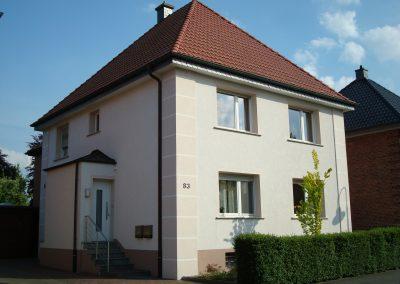 Energetische Sanierung, Warendorf