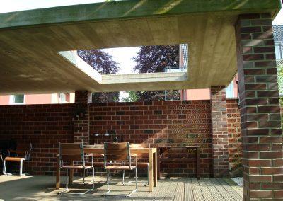 Gartenpavillon, Warendorf